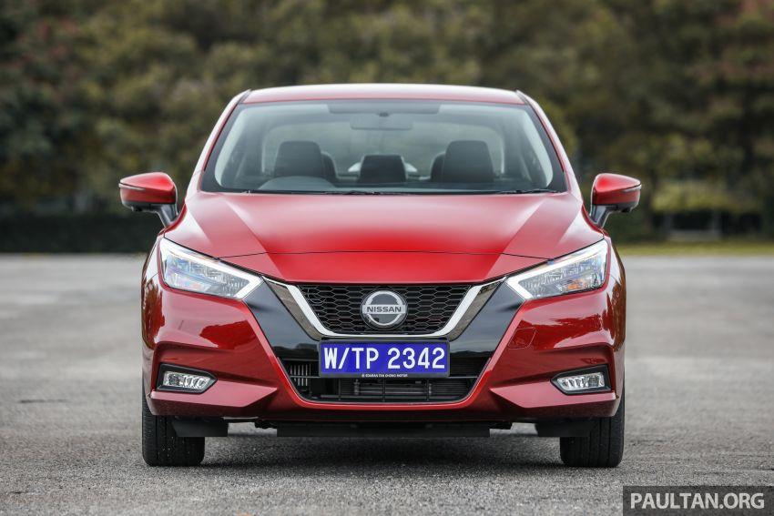GALLERY: 2020 Nissan Almera VLT 1.0 Turbo – RM91k Image #1204276