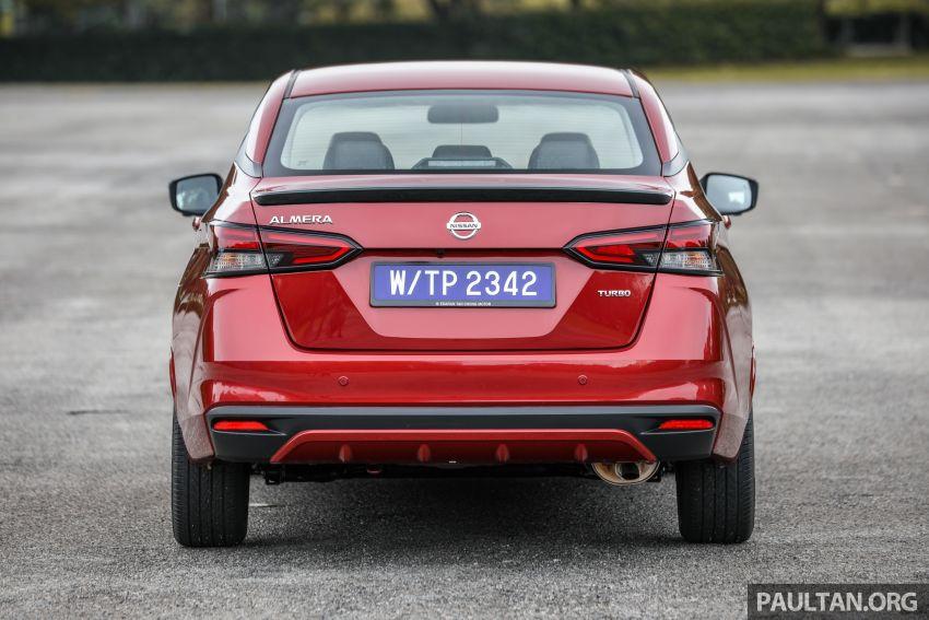 GALLERY: 2020 Nissan Almera VLT 1.0 Turbo – RM91k Image #1204277