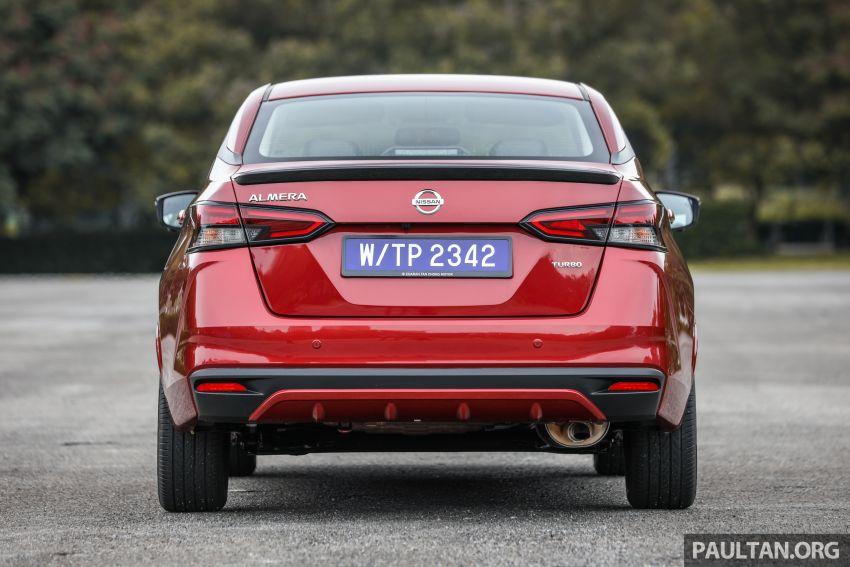 GALLERY: 2020 Nissan Almera VLT 1.0 Turbo – RM91k Image #1204278