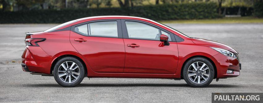 GALLERY: 2020 Nissan Almera VLT 1.0 Turbo – RM91k Image #1204279