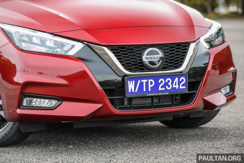 GALLERY: 2020 Nissan Almera VLT 1.0 Turbo – RM91k Image #1204371