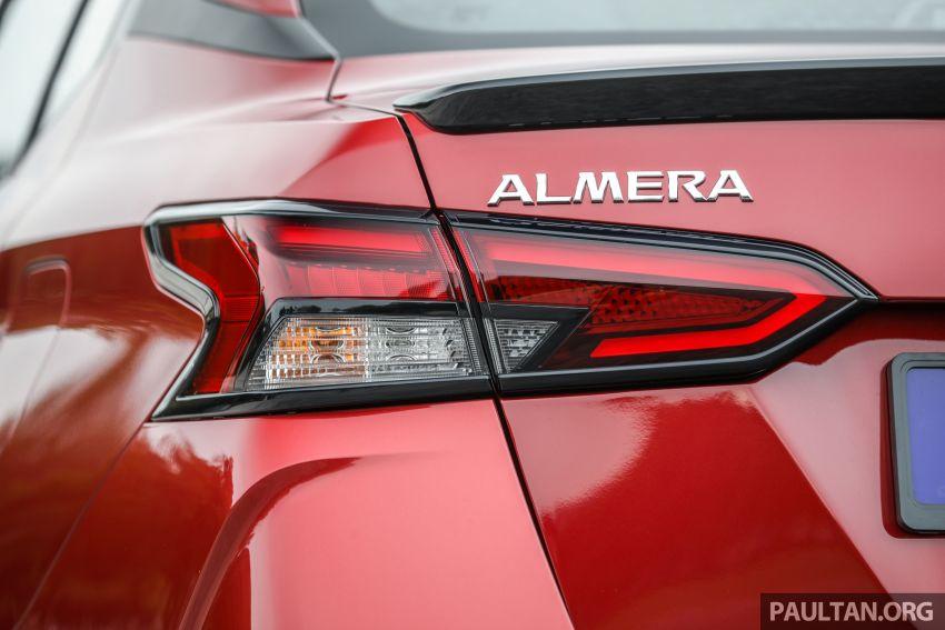 GALLERY: 2020 Nissan Almera VLT 1.0 Turbo – RM91k Image #1204297