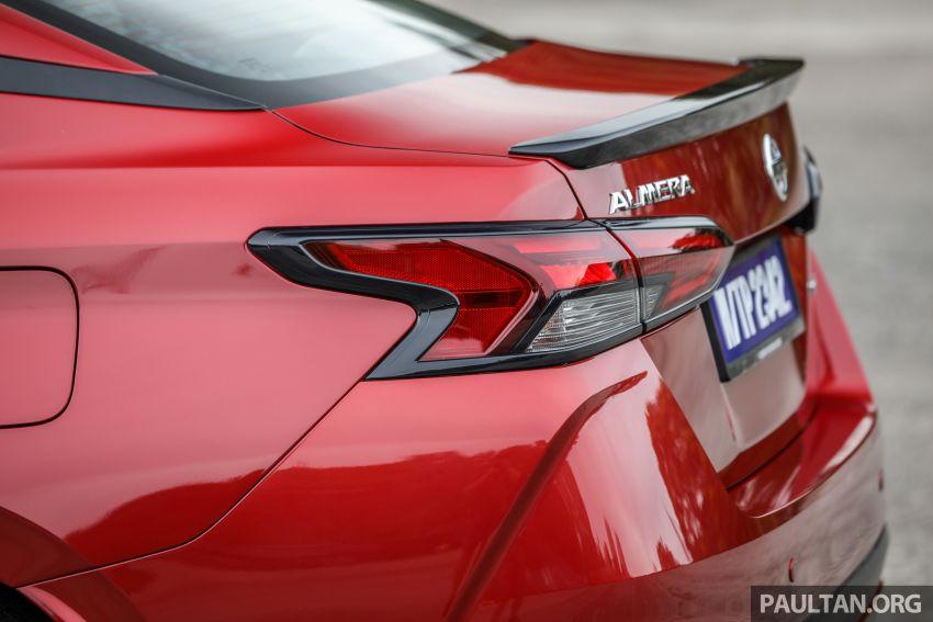 GALLERY: 2020 Nissan Almera VLT 1.0 Turbo – RM91k Image #1204298