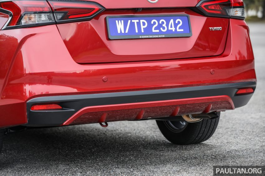GALLERY: 2020 Nissan Almera VLT 1.0 Turbo – RM91k Image #1204304