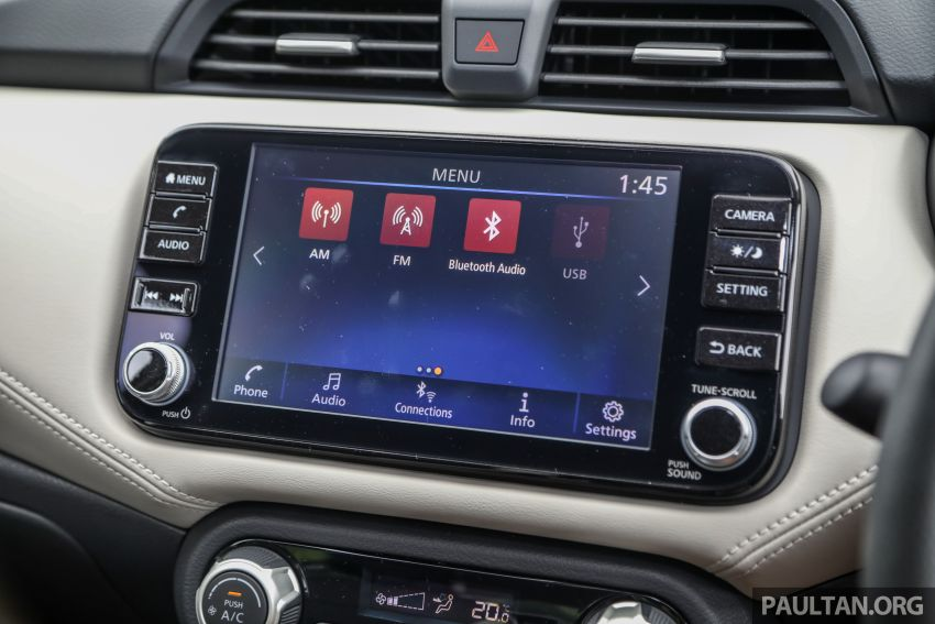 GALLERY: 2020 Nissan Almera VLT 1.0 Turbo – RM91k Image #1204337
