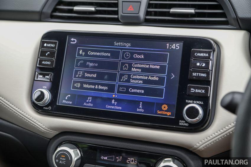 GALLERY: 2020 Nissan Almera VLT 1.0 Turbo – RM91k Image #1204340