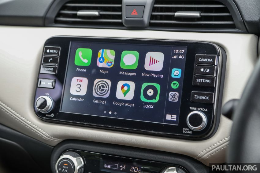 GALLERY: 2020 Nissan Almera VLT 1.0 Turbo – RM91k Image #1204342
