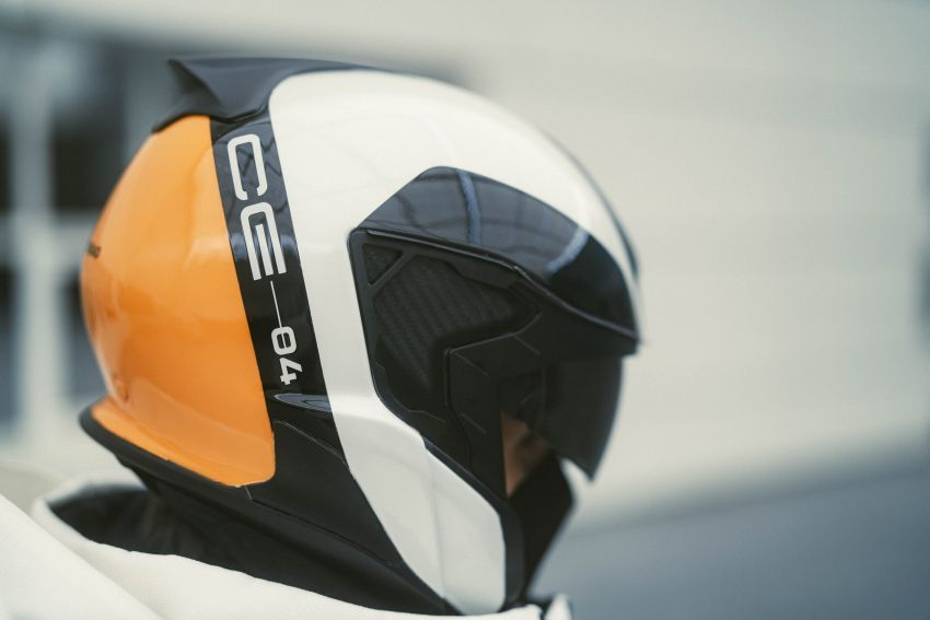 BMW Motorrad introduces Definition CE 04 e-scooter Image #1208059