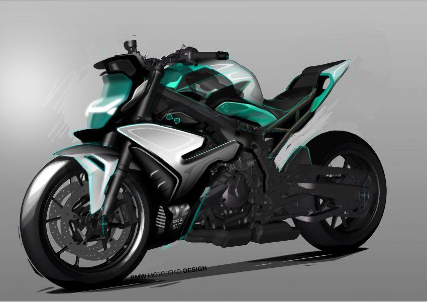 2021 BMW Motorrad S1000R revealed – 165 hp, 115 Nm Image #1214431