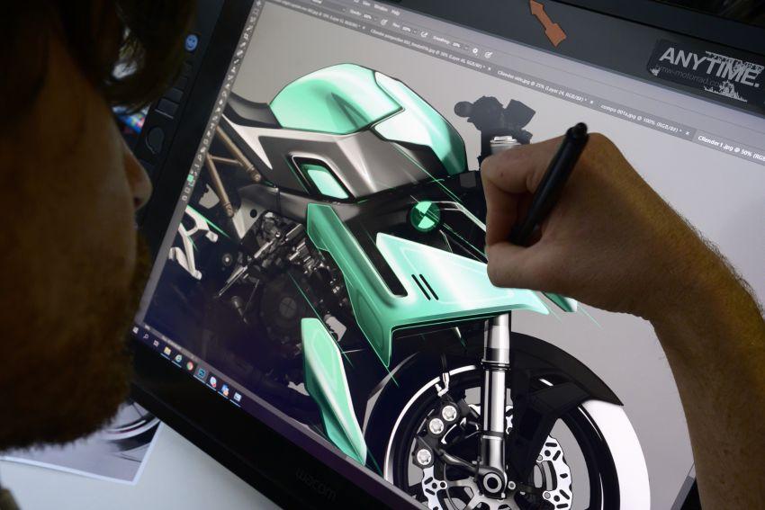 2021 BMW Motorrad S1000R revealed – 165 hp, 115 Nm Image #1214432