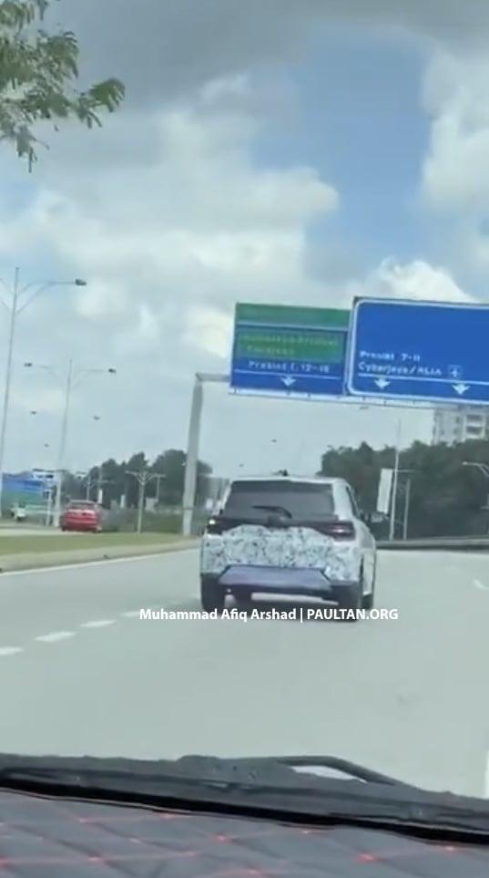 SPYSHOT: Perodua D55L SUV, first sighting of Rocky! Image #1207717