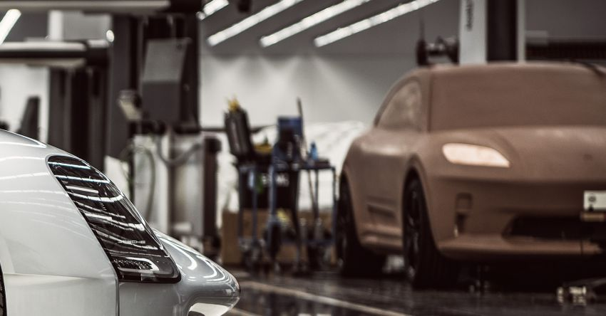 Porsche Macan clay model – electric successor seen? Image #1208725
