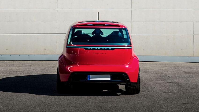 Porsche showcases unreleased design studies – 919 Street, Vision Spyder, Renndienst 6-seat electric van Image #1209076