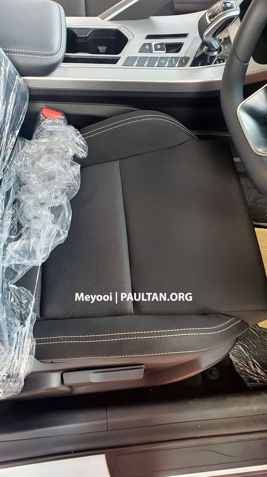 2020 Proton X50 1.5T Standard – first look at the entry-level RM79,200 variant, is the base spec SUV OK? Image #1205212