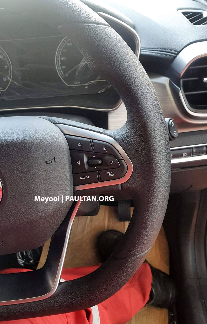 2020 Proton X50 1.5T Standard – first look at the entry-level RM79,200 variant, is the base spec SUV OK? Image #1205213