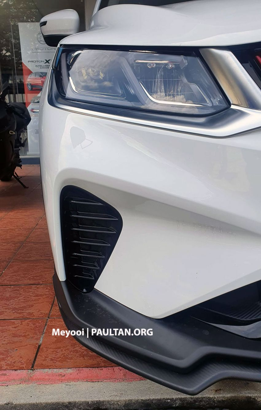 2020 Proton X50 1.5T Standard – first look at the entry-level RM79,200 variant, is the base spec SUV OK? Image #1205205