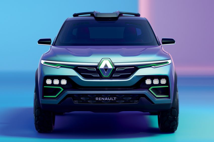 Renault Kiger concept revealed – previews new sub-four-metre compact SUV; India launch in Q1 2021 Image #1212881
