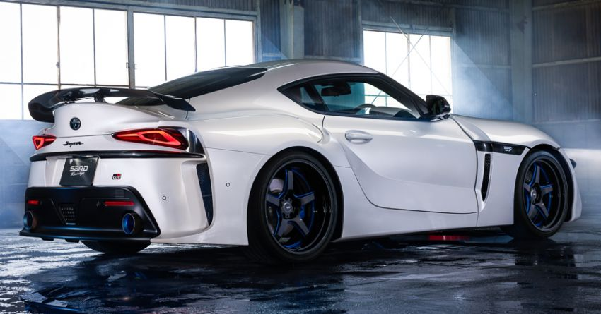 Toyota GR Supra tuned by SARD – 500 PS, 686 Nm! Image #1217667