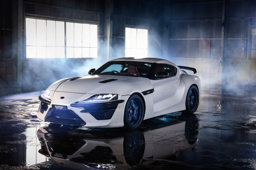 Toyota GR Supra tuned by SARD – 500 PS, 686 Nm! Image #1217676