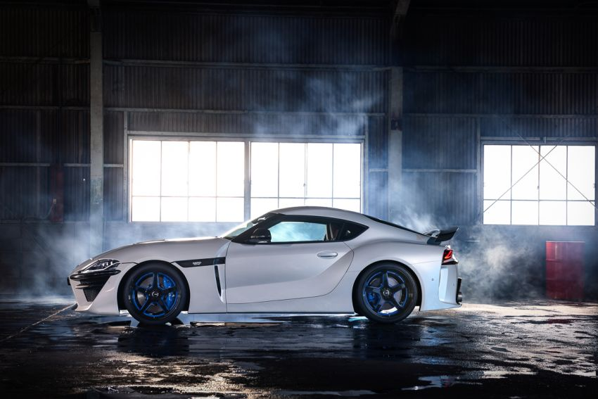 Toyota GR Supra tuned by SARD – 500 PS, 686 Nm! Image #1217677