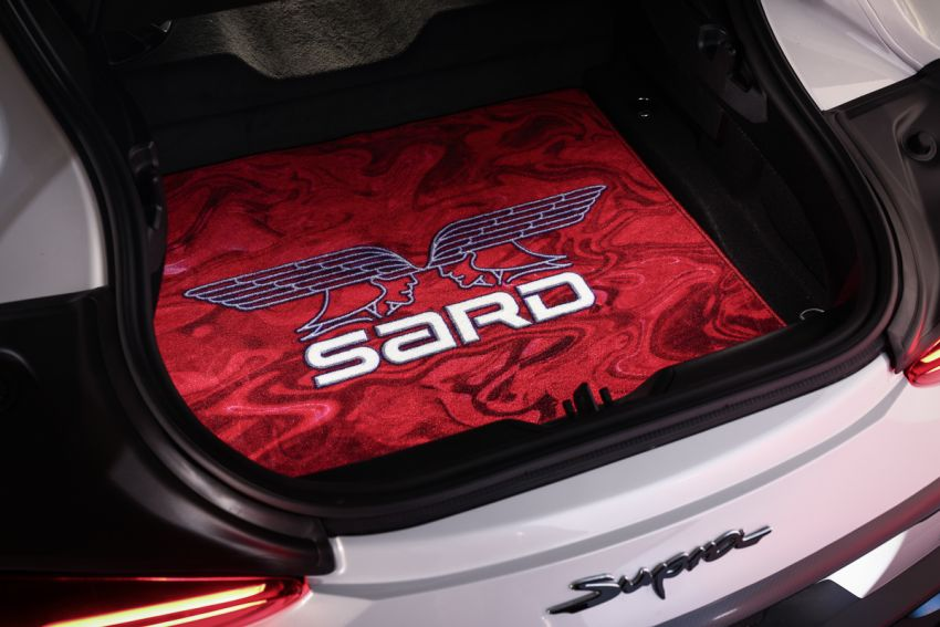 Toyota GR Supra tuned by SARD – 500 PS, 686 Nm! Image #1217682