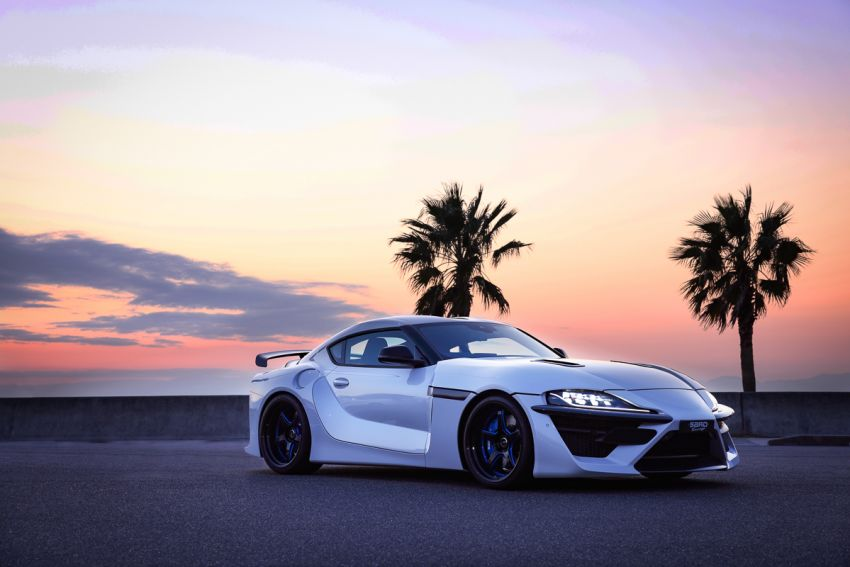 Toyota GR Supra tuned by SARD – 500 PS, 686 Nm! Image #1217685