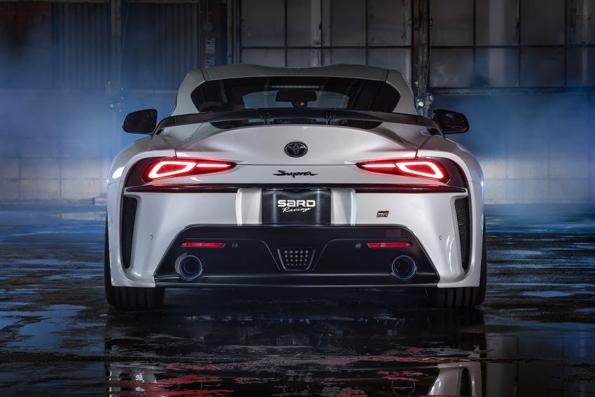 Toyota GR Supra tuned by SARD – 500 PS, 686 Nm! Image #1217668