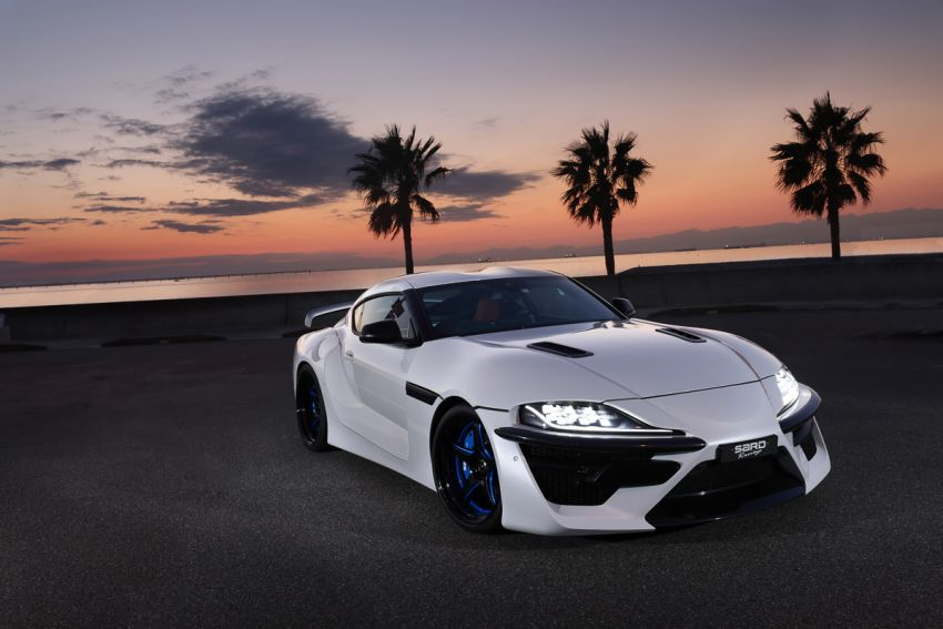 Toyota GR Supra tuned by SARD – 500 PS, 686 Nm! Image #1217687