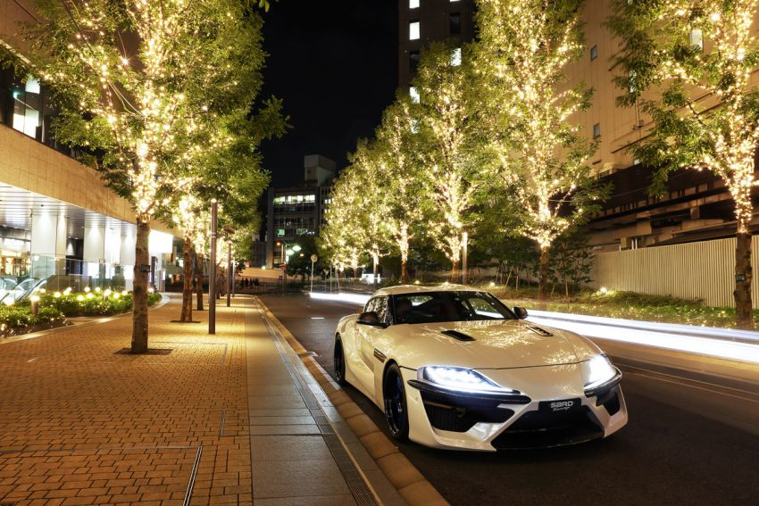 Toyota GR Supra tuned by SARD – 500 PS, 686 Nm! Image #1217690