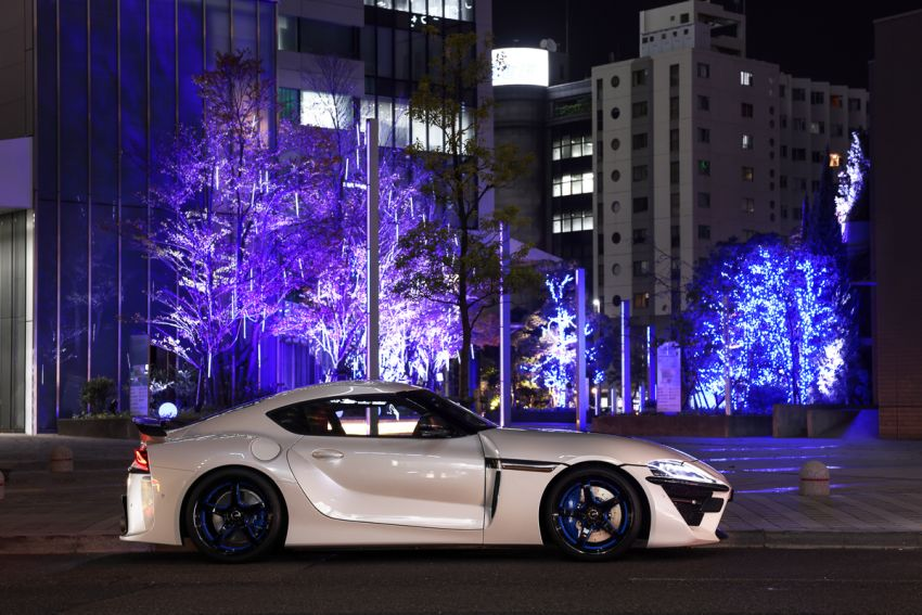 Toyota GR Supra tuned by SARD – 500 PS, 686 Nm! Image #1217691