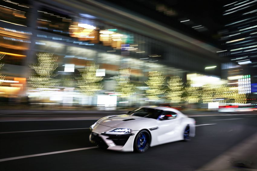 Toyota GR Supra tuned by SARD – 500 PS, 686 Nm! Image #1217693