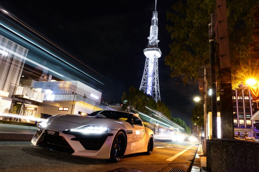 Toyota GR Supra tuned by SARD – 500 PS, 686 Nm! Image #1217694