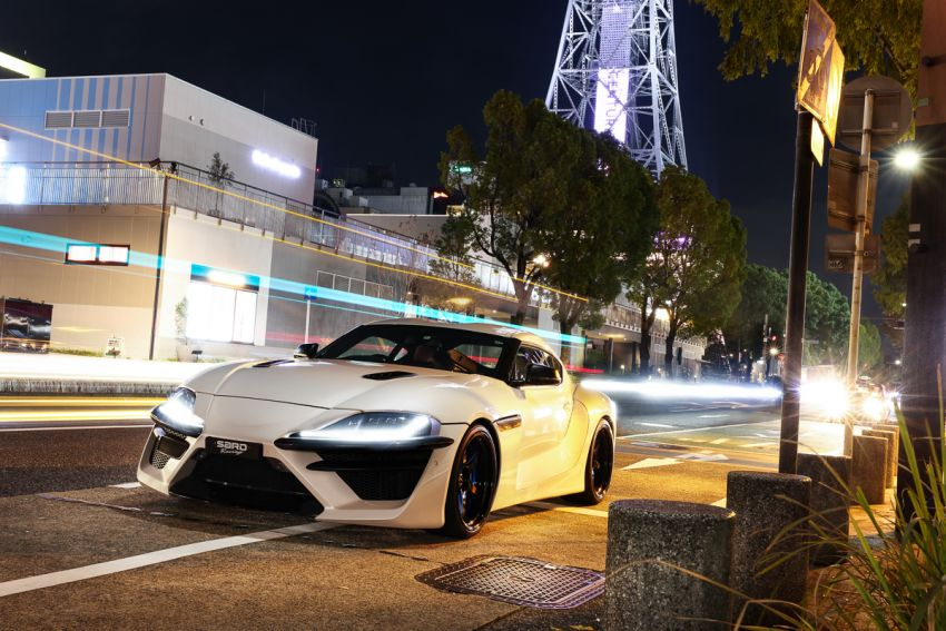 Toyota GR Supra tuned by SARD – 500 PS, 686 Nm! Image #1217695