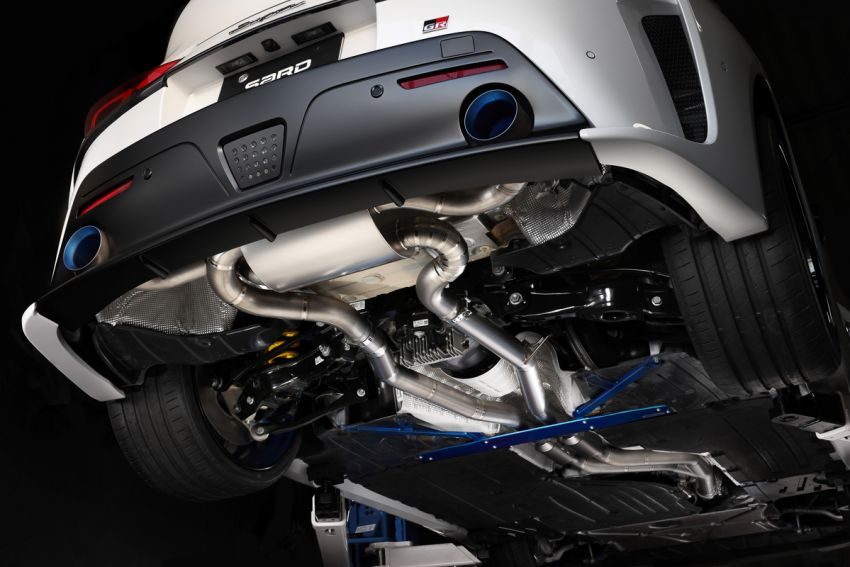 Toyota GR Supra tuned by SARD – 500 PS, 686 Nm! Image #1217697