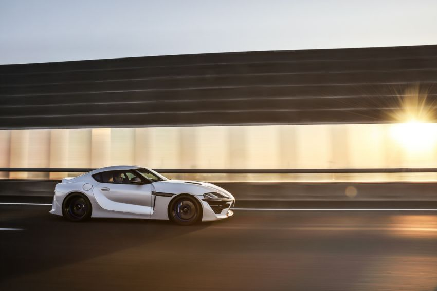 Toyota GR Supra tuned by SARD – 500 PS, 686 Nm! Image #1217704