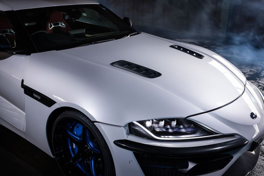 Toyota GR Supra tuned by SARD – 500 PS, 686 Nm! Image #1217670