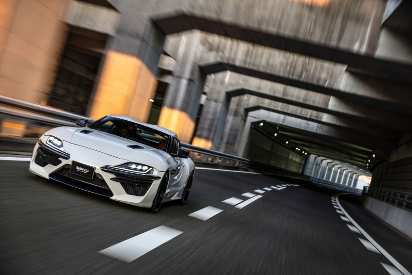 Toyota GR Supra tuned by SARD – 500 PS, 686 Nm! Image #1217707
