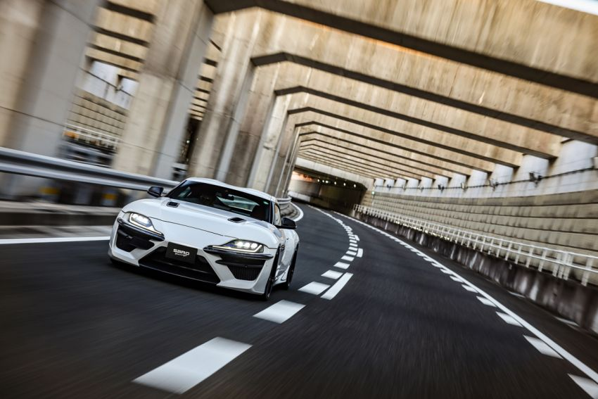 Toyota GR Supra tuned by SARD – 500 PS, 686 Nm! Image #1217708