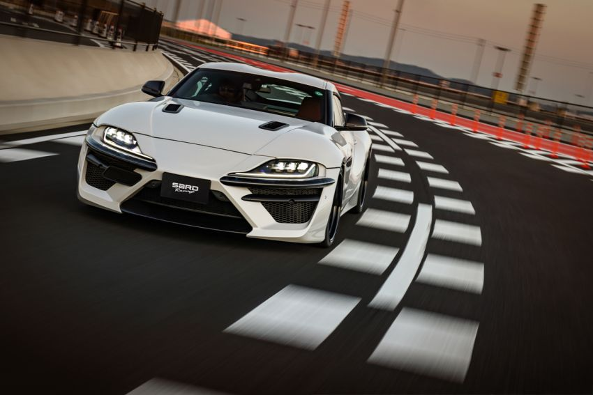 Toyota GR Supra tuned by SARD – 500 PS, 686 Nm! Image #1217711