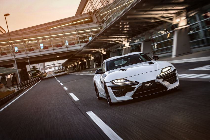 Toyota GR Supra tuned by SARD – 500 PS, 686 Nm! Image #1217712