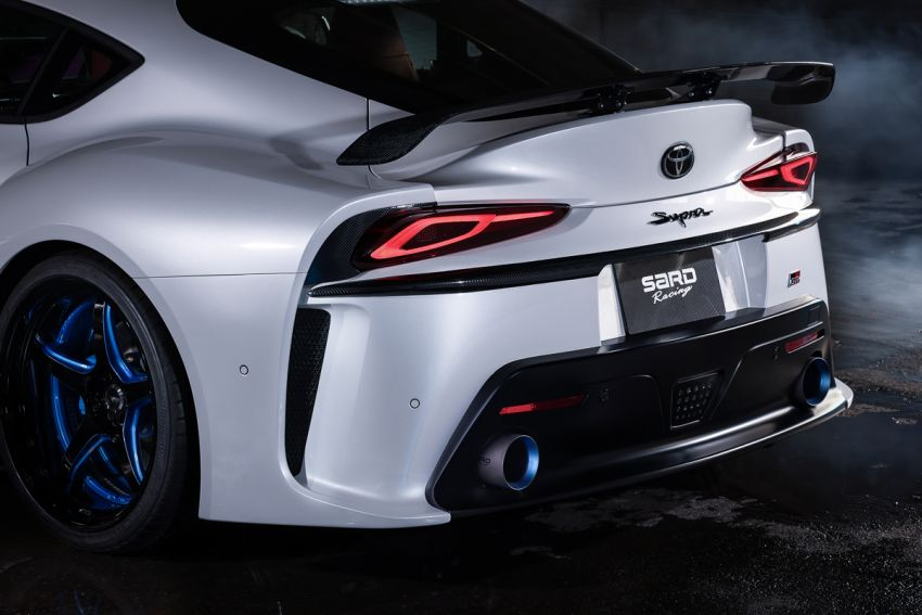 Toyota GR Supra tuned by SARD – 500 PS, 686 Nm! Image #1217673