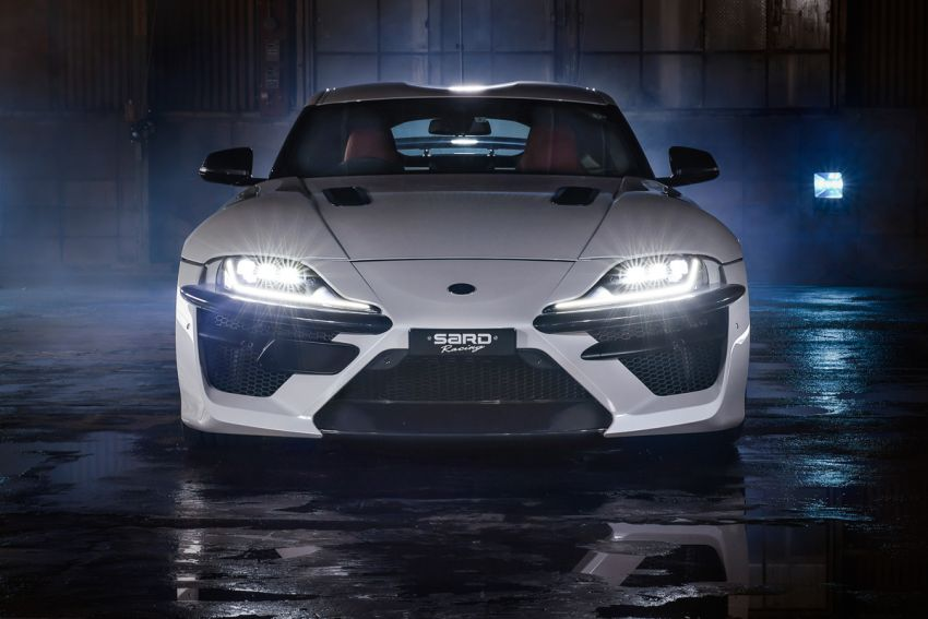 Toyota GR Supra tuned by SARD – 500 PS, 686 Nm! Image #1217675
