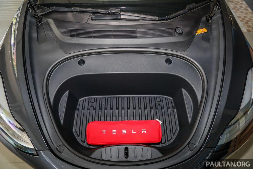 GALLERY: Tesla Model 3 in Malaysia – single-motor Standard, RM390k; dual-motor Long Range, RM450k Image #1212533