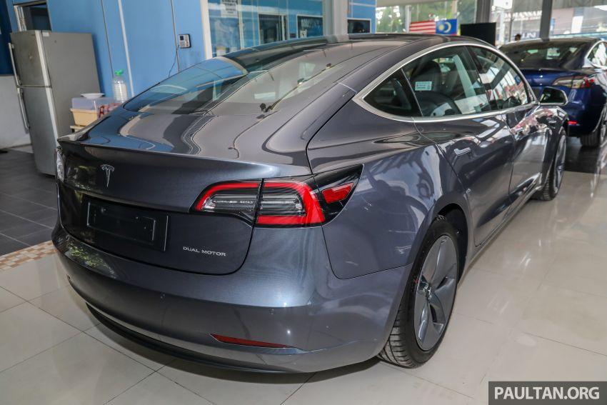 GALLERY: Tesla Model 3 in Malaysia – single-motor Standard, RM390k; dual-motor Long Range, RM450k Image #1212520