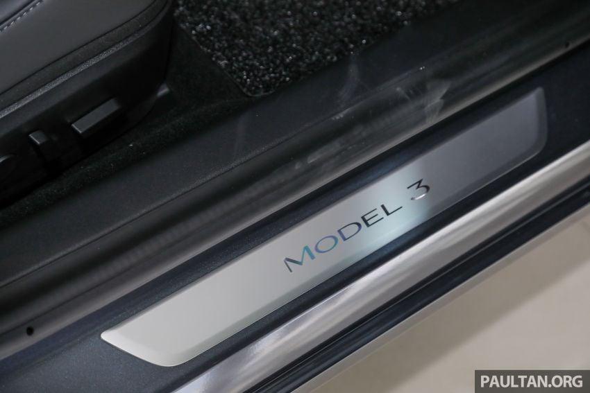 GALLERY: Tesla Model 3 in Malaysia – single-motor Standard, RM390k; dual-motor Long Range, RM450k Image #1212514