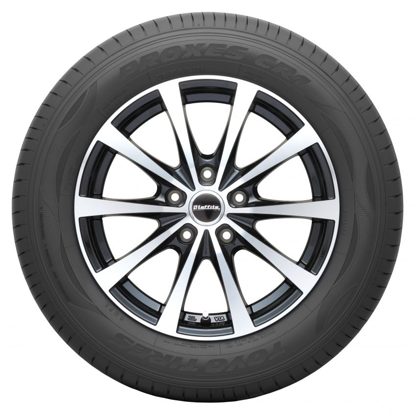 Toyo Proxes CR1 and CR1 SUV launched in Malaysia – replaces NanoEnergy 3, priced from RM160 to RM580 Image #1213796