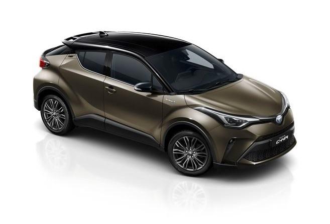 Toyota C-HR GR Sport, C-HIC models debut in Europe Image #1206211