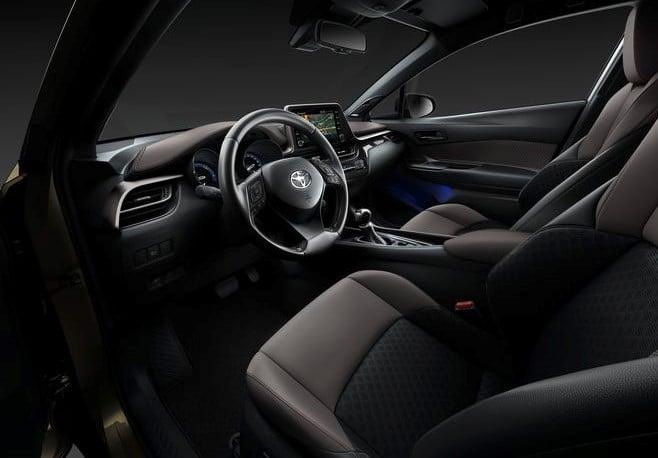 Toyota C-HR GR Sport, C-HIC models debut in Europe Image #1206212