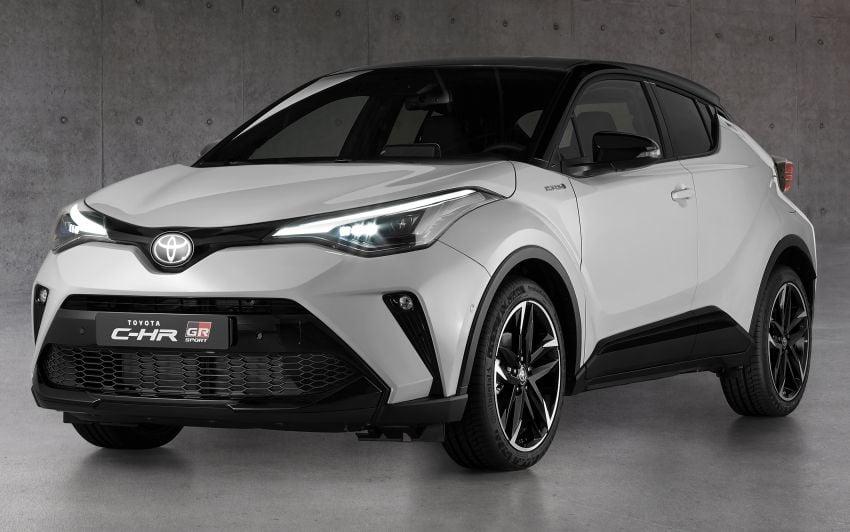 Toyota C-HR GR Sport, C-HIC models debut in Europe Image #1206213
