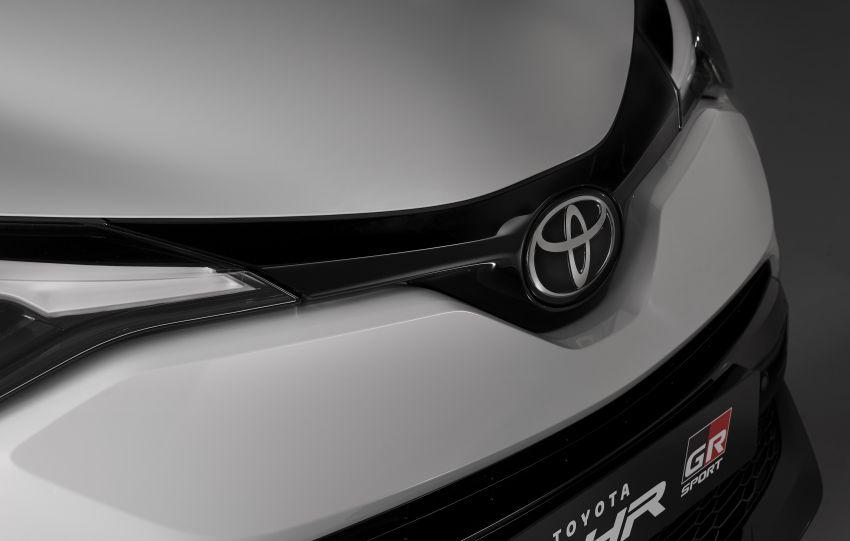 Toyota C-HR GR Sport, C-HIC models debut in Europe Image #1206224